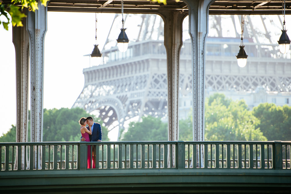 Paris Wedding Anniversaries -