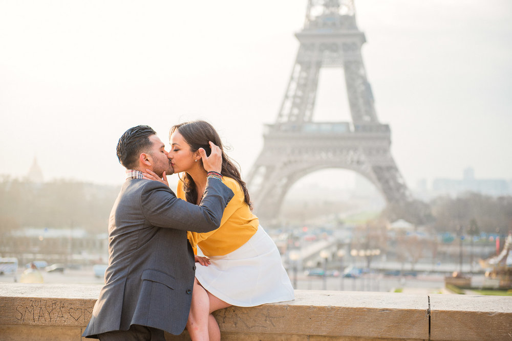 Copy of Copy of Paris photographer Shantha for honeymooners