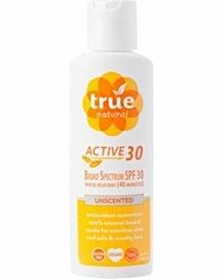 TRUE NATURAL ANTIOXIDANT SUNSCREEN - ACTIVE 30