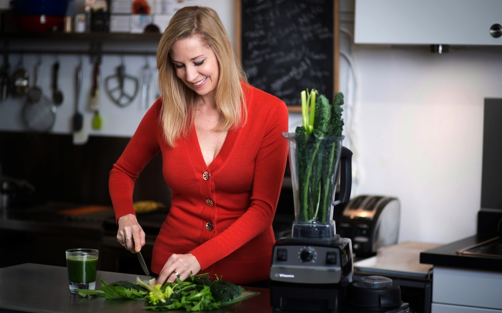 Joanna Colville-Reeves  Holistic Nutritionist. Chef. Teacher. >>  Food IS Medicine