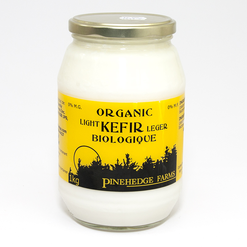 Organic Kefir - Plain