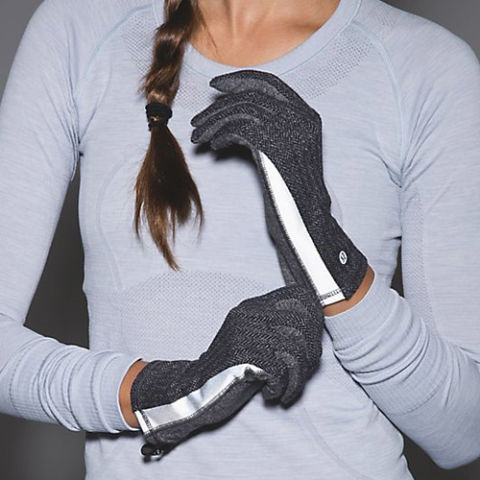 RUN WITH ME GLOVES - LULULEMON