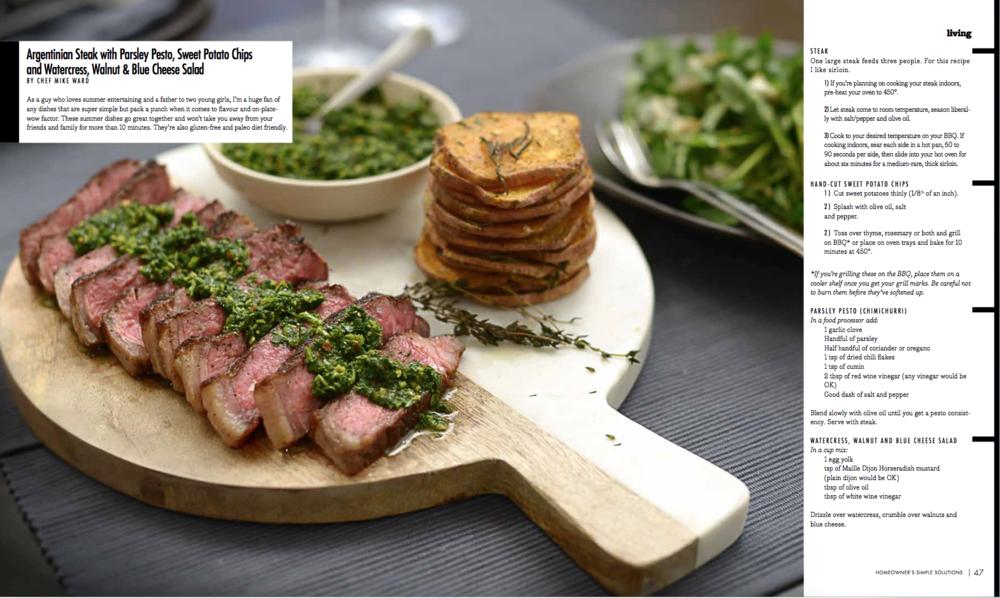 Argentinian steak - Hoss magazine