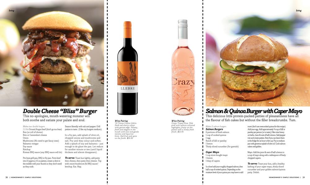 Burger &Wine pairing - Hoss magazine