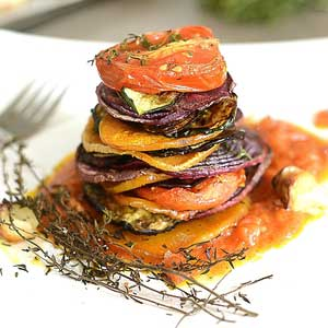 Gorgeous Vegan Roasted Vegetables Recipe