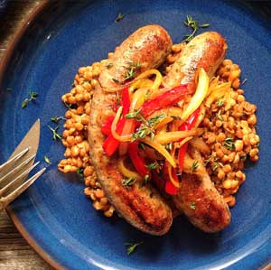 The Classic Bangers Recipe, Reinvented