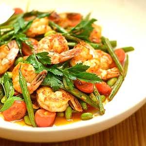 Quick and Easy Chili Shrimp Recipe