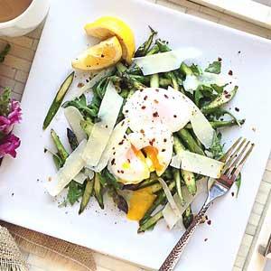 Elegant but Easy Poached Eggs