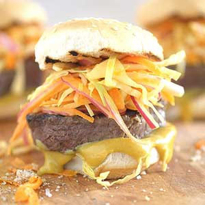Steak Slider Recipe