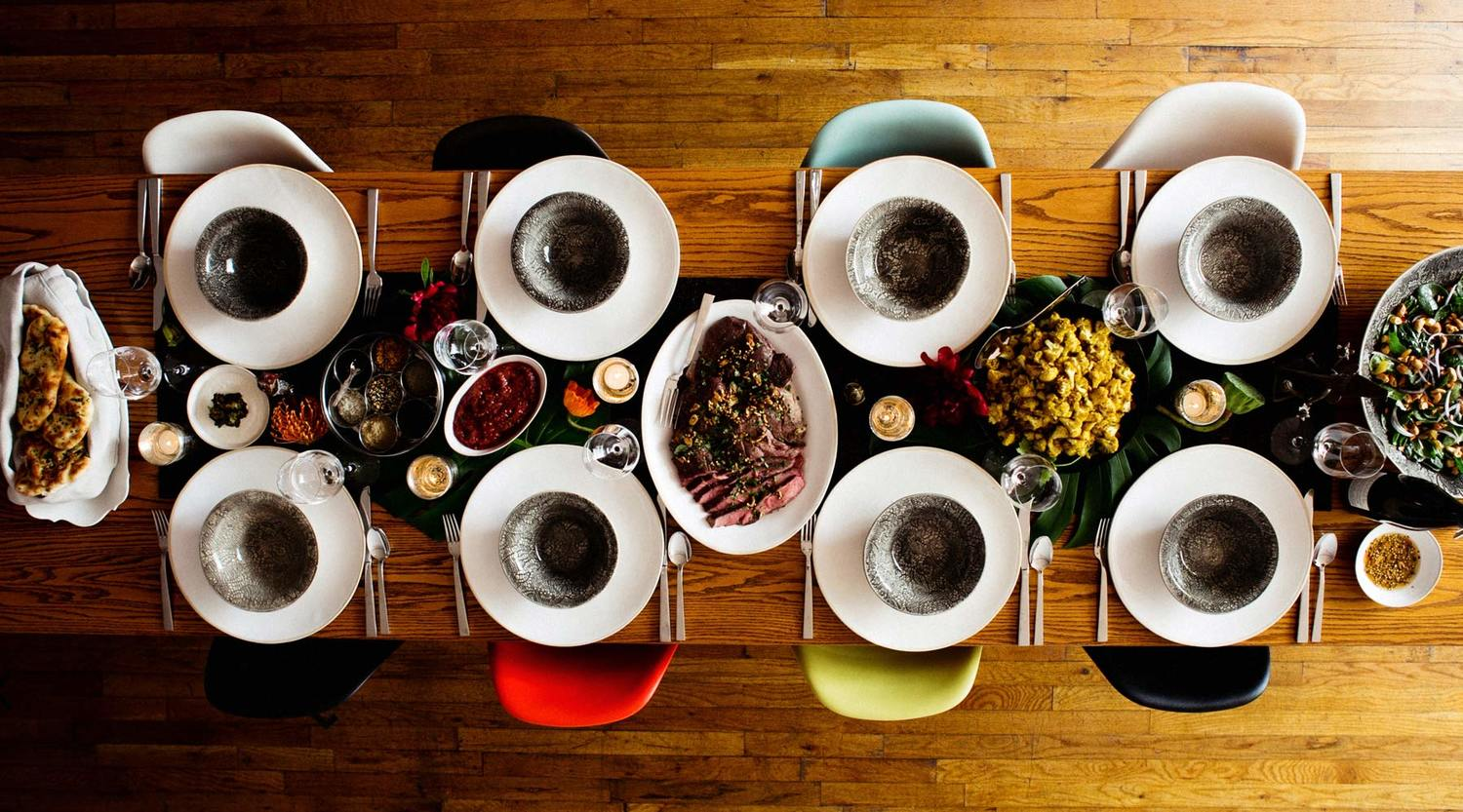 5 tips so your dinner party doesn't suck — chef mike ward