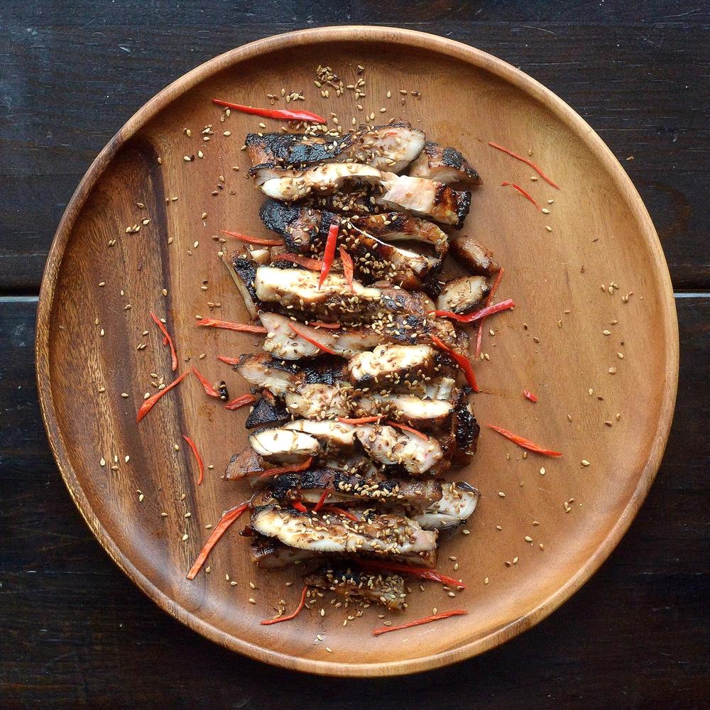 5-Ingredient Juicy Thai Chicken by Chef Mike Ward