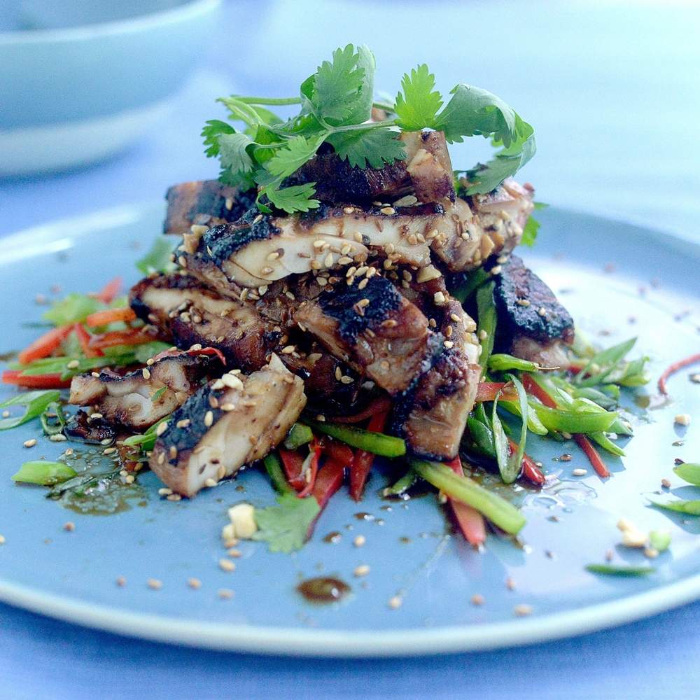 Thai Chicken Salad by Chef Mike Ward