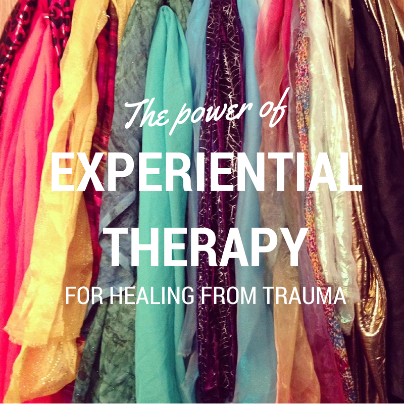 The Power of Experiential Therapy for Healing from Trauma