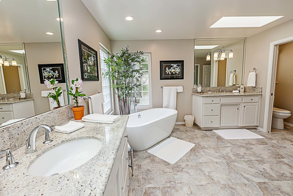 Orcutt ca bathroom remodeling company - Small bathroom remodel with tub ...