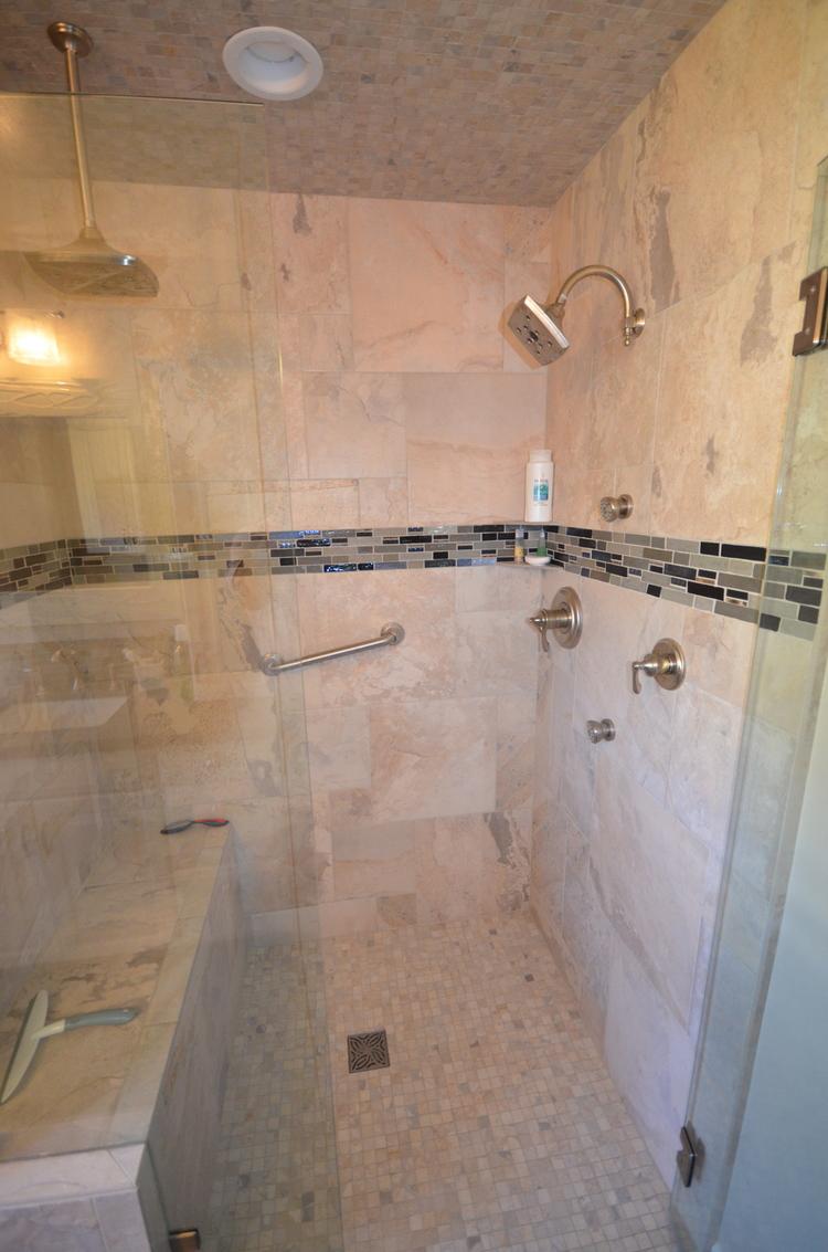 WalkIn Shower Remodeling San Luis Obispo - Bathroom remodel san luis obispo