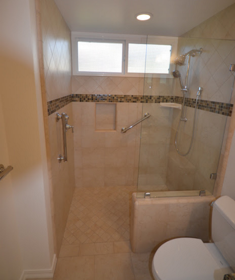 Installing A Curbless Shower