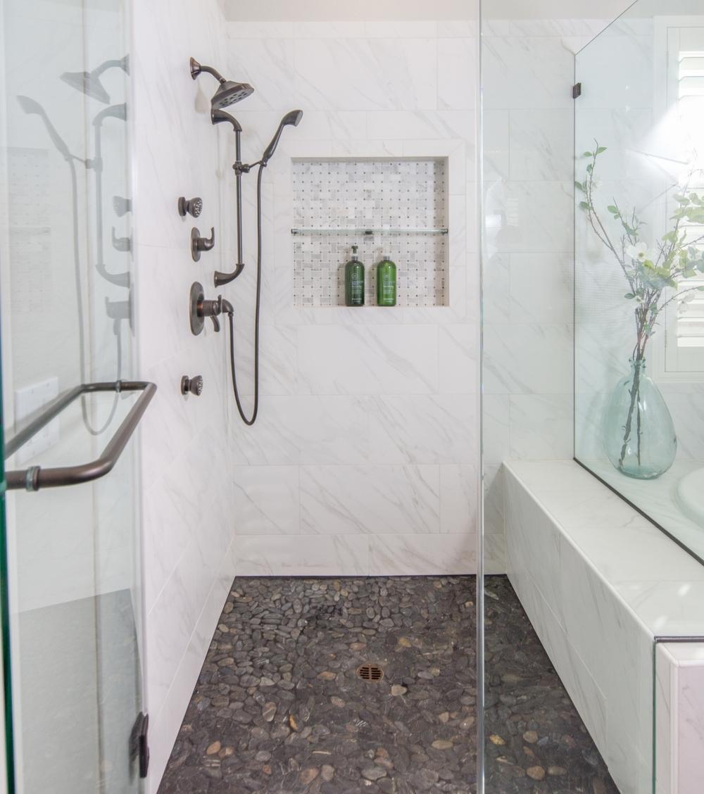 Merveilleux Zero Threshold Showers