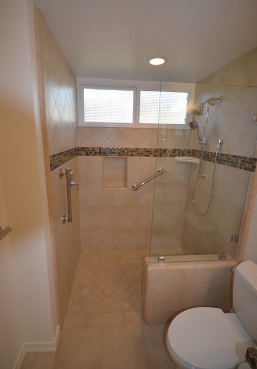 Lompoc Walk-In Shower