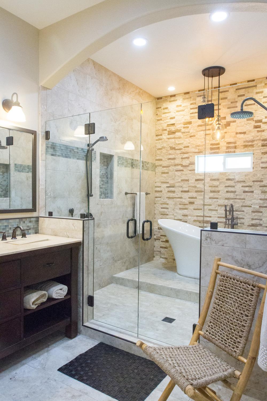 Bathroom Remodeling Services San Luis Obispo Santa Barbara - Bathroom renovation services