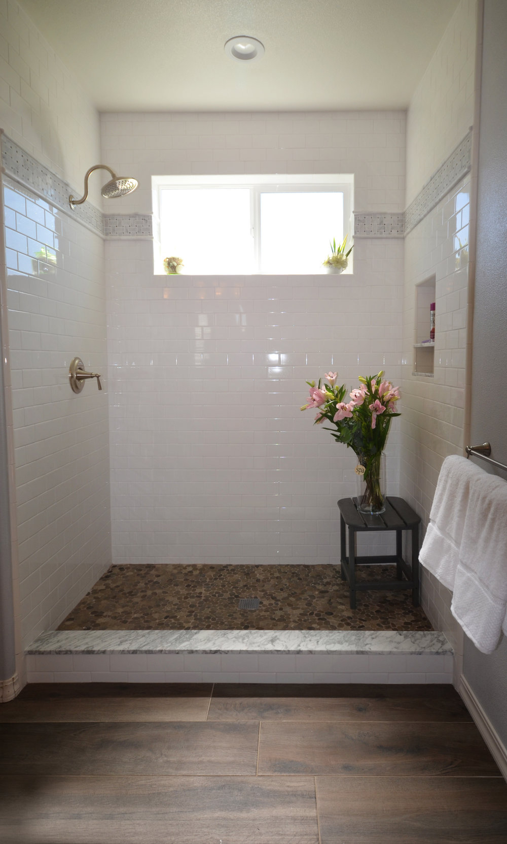 Bathroom Remodeling Services San Luis Obispo Santa Barbara - Quality advantage bathroom remodeling