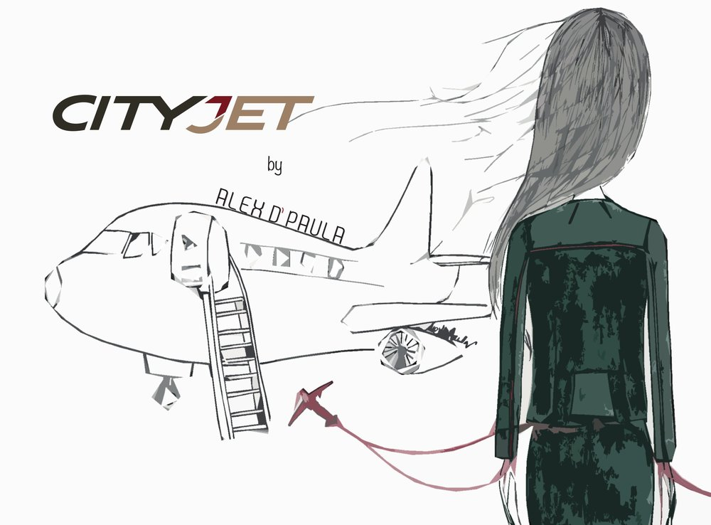 CityJet Uniforms By AlexDPaula.jpg
