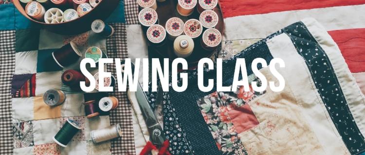 Sewing Class North Creek Presbyterian Church Coconut Creek FL