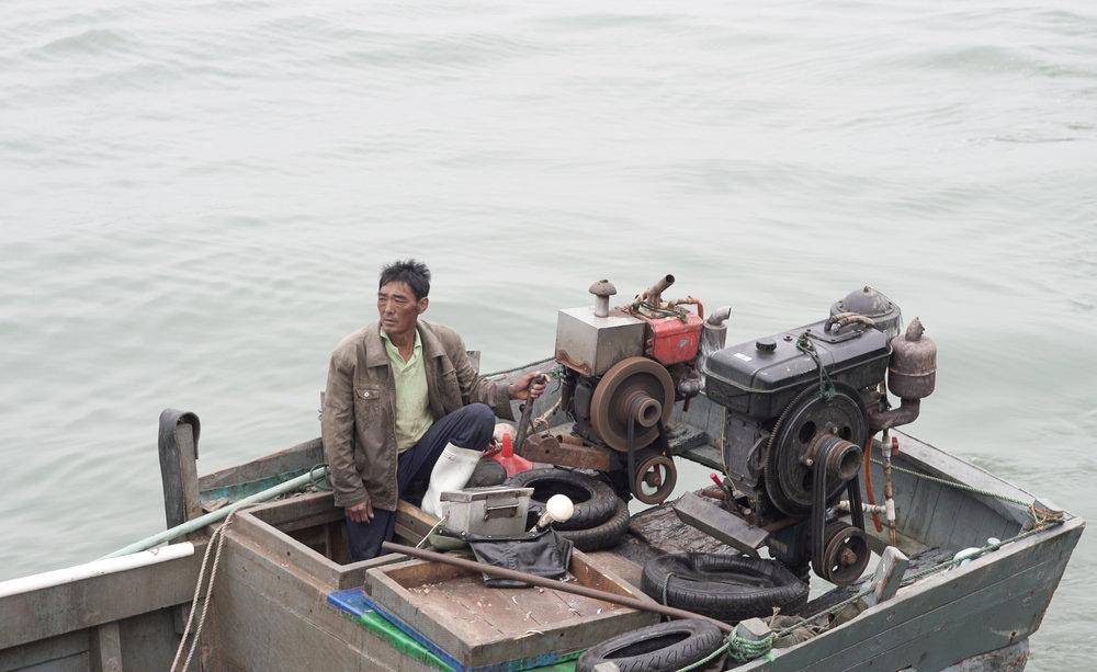 Handmade Boat