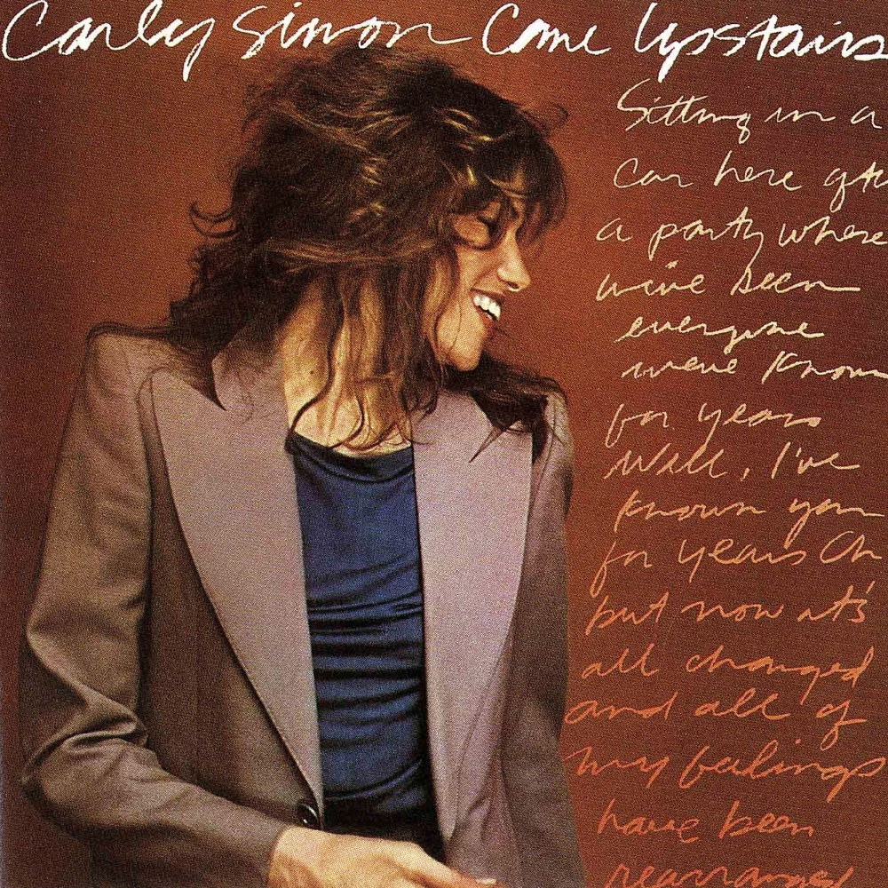 Carly Simon COME UPSTAIRS.jpg