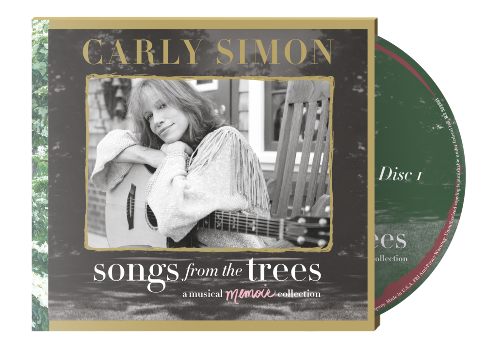 Carly Simon Boys In The Trees Audiobook