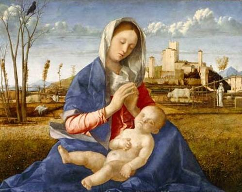 Madonna Prato, Bellini