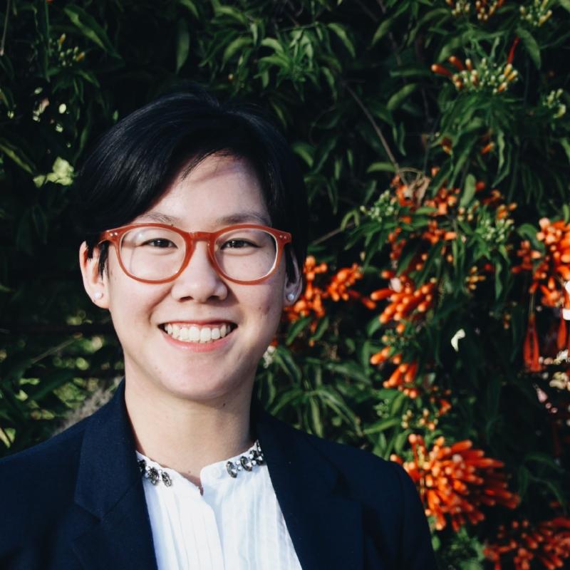 Katherine Kwong, Westmont Intern Fall 2016