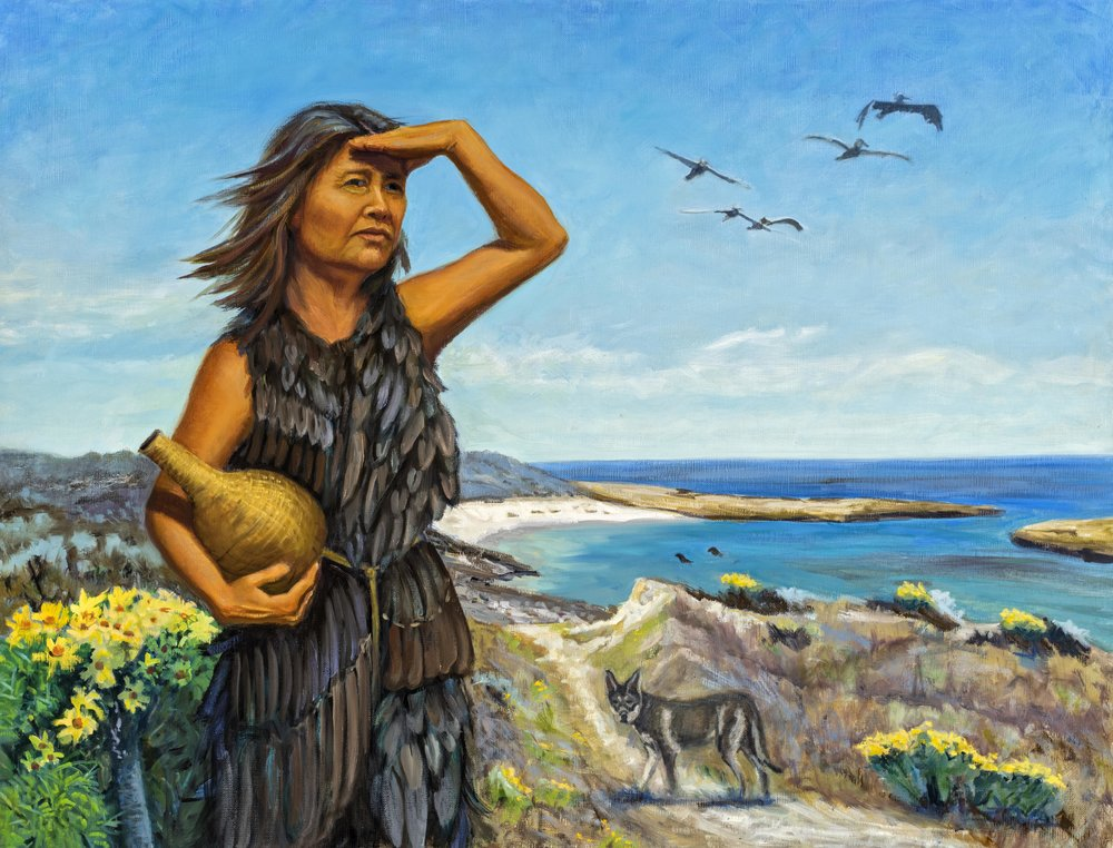 The Lone Woman of San Nicolas Island