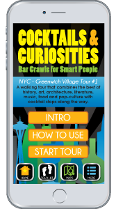 adult apps cocktails curiosities tour #1