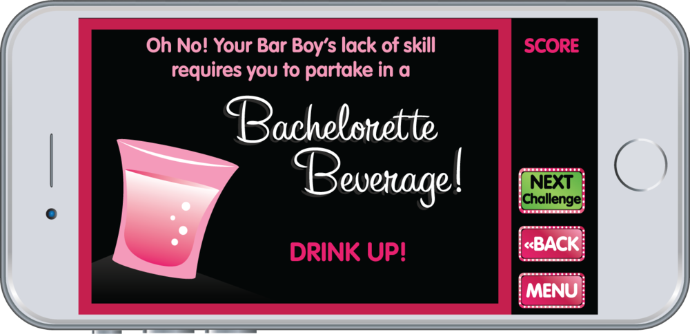 Bachelorette Drinking Games