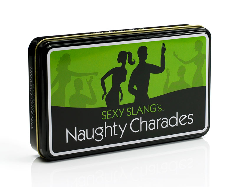 Naughty Charades Adult Board Games