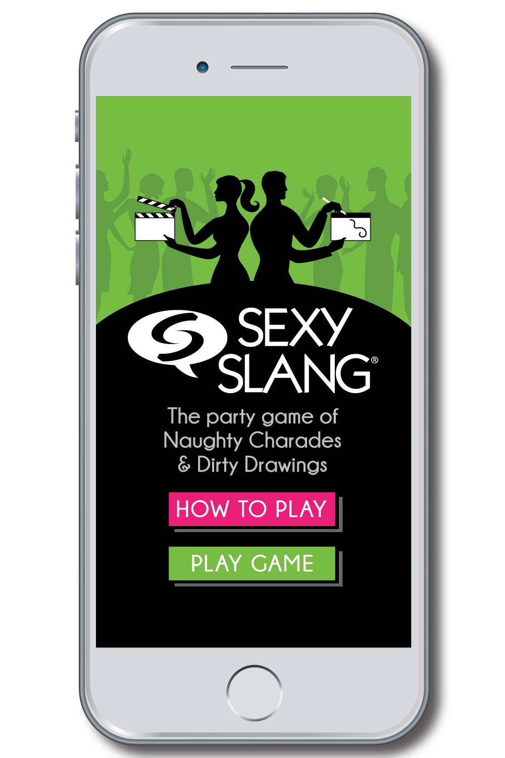 Adult Party Game App | Sexy Slang