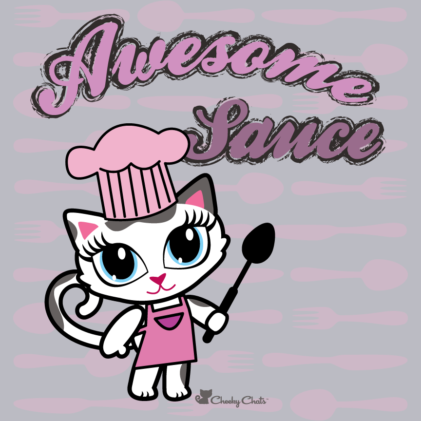 HAVE AN AWESOMESAUCE DAY!!!