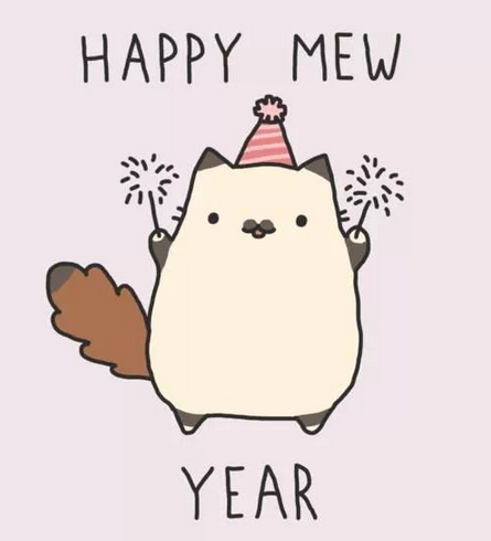 Happy Mew Year!