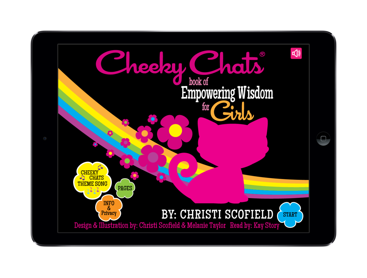 WooHoo!  Thank you to the amazing app review site, @apppicker for the AWESOME review of our Cheeky Chats App!!     http://www.apppicker.com/reviews/18321/Cheeky-Chats-Book-of-Empowering-Wisdom-app-review-follow-these-cheeky-cats   FYI - The app is now available for iPhone iPad, Android devices on Google Play and Kindles from the Amazon app store!.    ‪