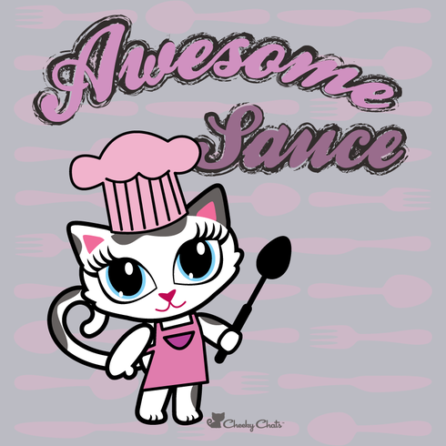 You can't be both awesome + negative. Choose one.  [Hint: choose awesome]