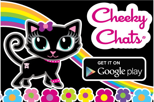 Cheeky Chats App of Empowering Wisdom for Girls now Available on Google Play!!  Get it here: https://play.google.com/store/apps/details?id=com.icebreakerentertainment.christi.build&hl=en