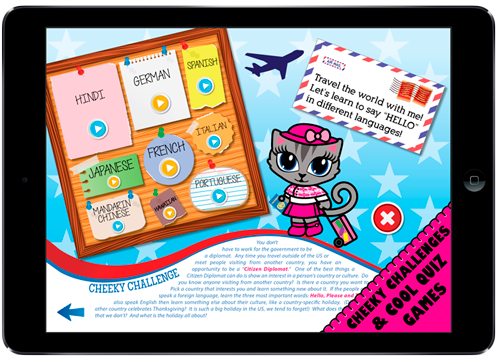 Cheeky Chats Empowering Apps for Girls
