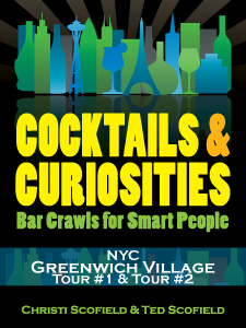 Greenwich Village Walking Tours Book Cover