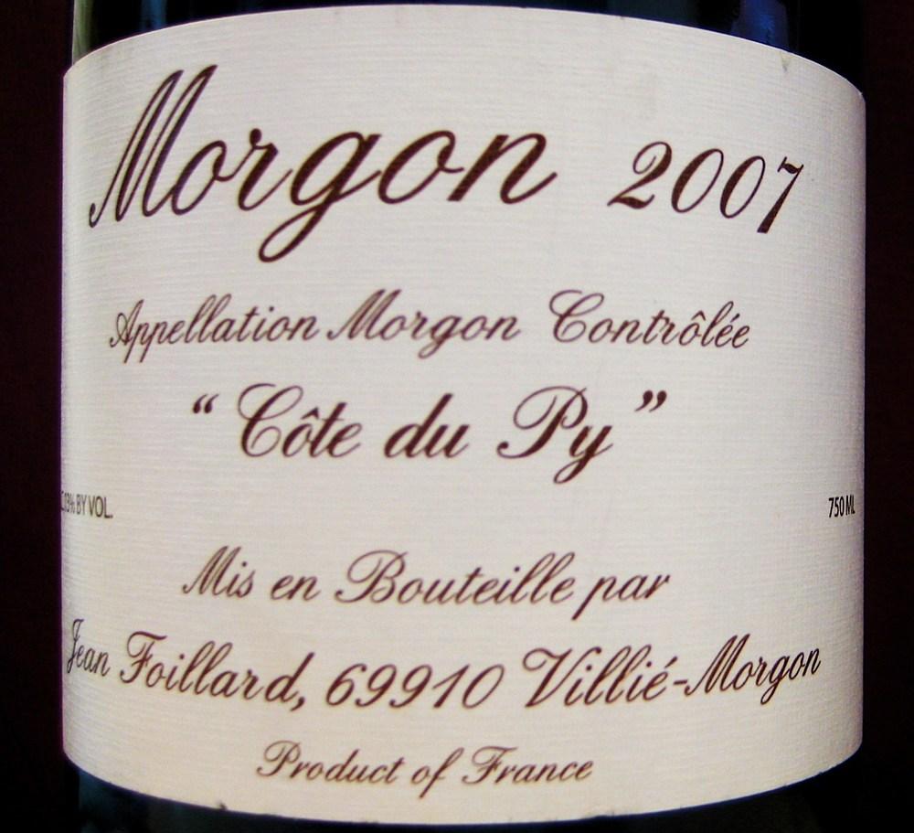 Morgon_Wine