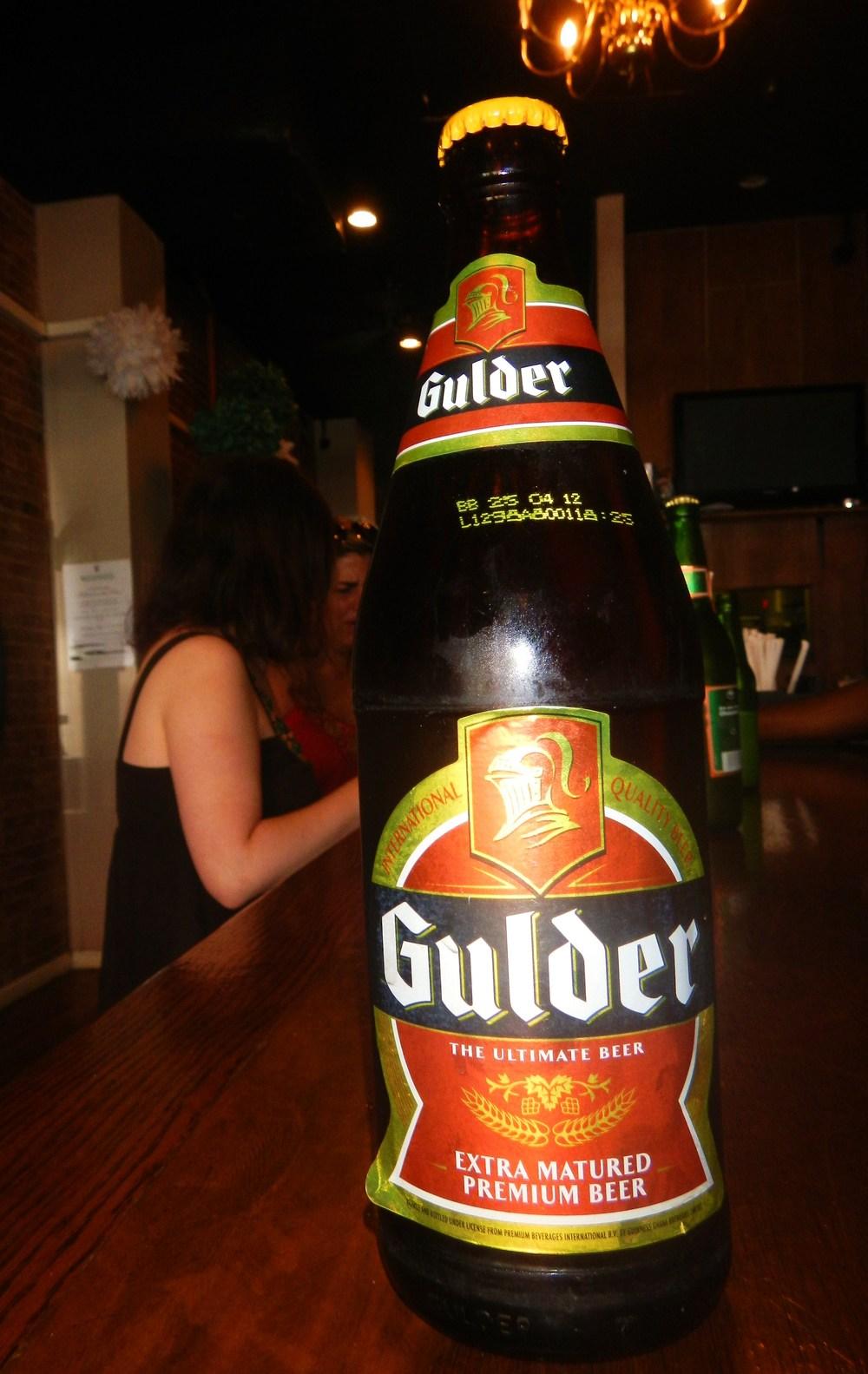 Gulder at Buka