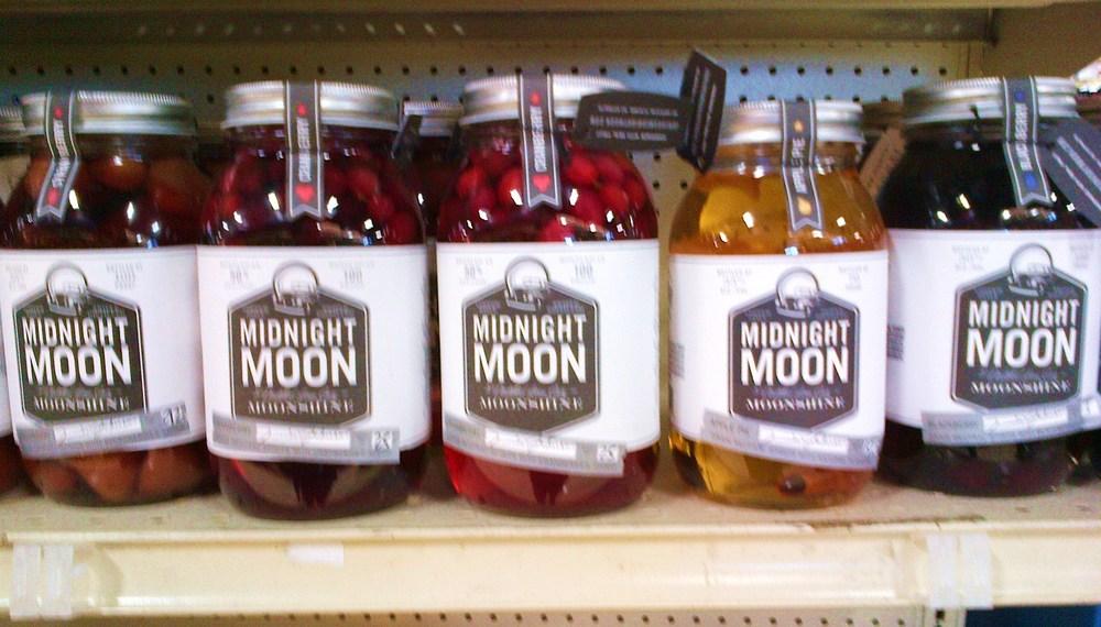 midnight moonshine drinks - photo #18