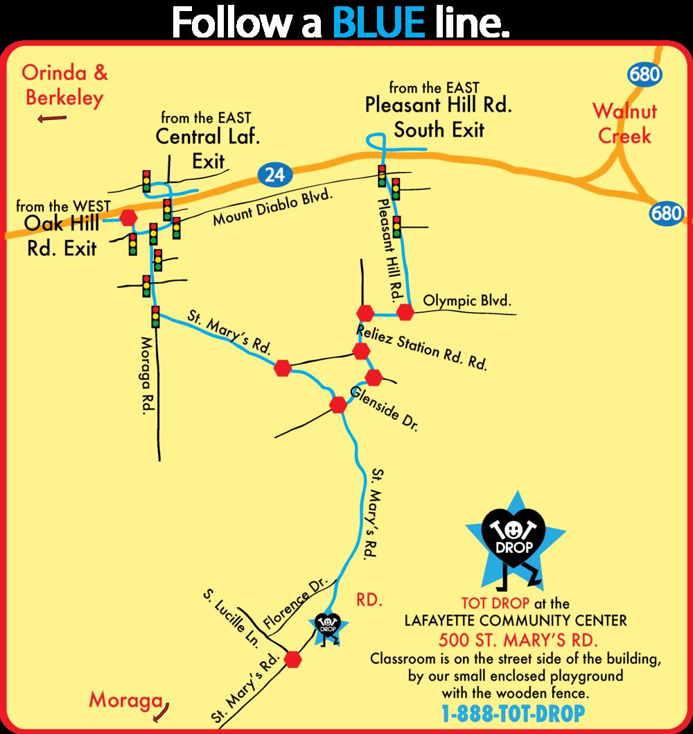 Map TOT DROP