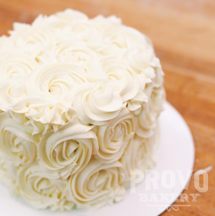 Rose Frosting Style