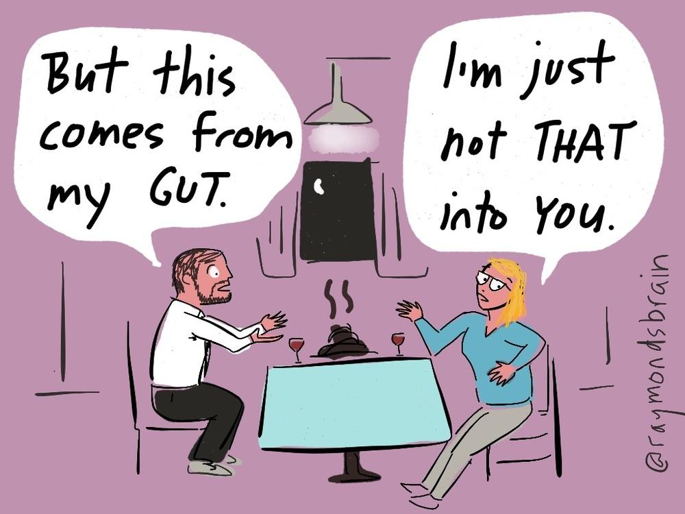 Sharing microbiomes