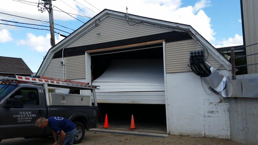 Wilson Garage Doors & We will fix it. u2014 Wilson Garage Doors
